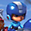 Painting Megaman